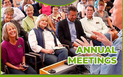August Annual General Meeting 2020