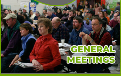 July General Meeting 2020