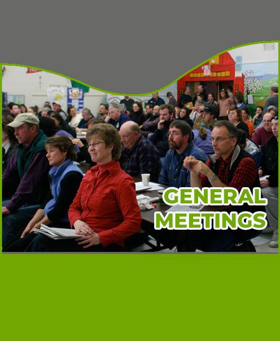 November General Meeting 2020