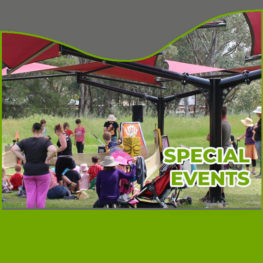FOCC Events Specialty Events